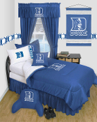 Duke Blue Devils Comforter Locker Room Bedding