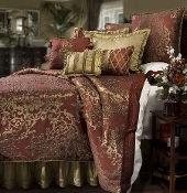 Pomegranate Glenaire Comforter Set
