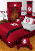 Alabama Crimson Tide Sideline Room Sports Comforter