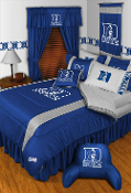 Duke Blue Devils Comforter Sheet Set Sideline Room Bedding