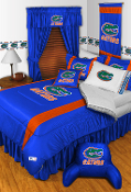 Florida Gators Comforter Sheet Set Sideline Room Bedding