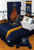 Notre Dame Fighting Irish Sideline Room Sports Bedding