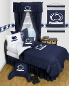 Penn State Nittany Lions Locker Room Sports Bedding Collection