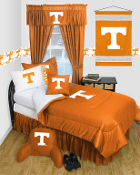 Tennessee Volunteers Locker Room Sports Bedding Collection