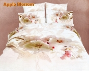Apple Blossom 6 Pieces Luxury Duvet Cover Set