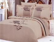 Golf Embroidered 6 Pieces Duvet Cover Set