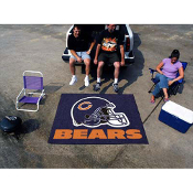"Chicago Bears NFL ""Tailgater"" Floor Mat (5'x6')"