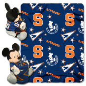 Syracuse Orangemen NCAA Adult Uniform Comfy Throw Blanket