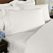 Wrinkle-resistant 300 Thread Count Egyptian Cotton Duvet Set