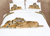 Devotion Safari Themed Duvet Cover Set