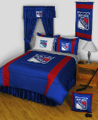 "New York Rangers NHL ""Sidelines Collection"" Complete Set"