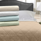 Blanket Coverlet Sateen Supreme 300tc
