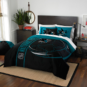 San Jose Sharks NHL Full Comforter Set