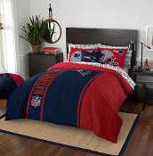 New England Patriots NFL Comforter Bed in a Bag
