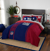 New York Giants  NFL Comforter Bed in a Bag