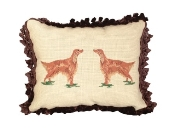 Irish Setter 16'' x 20'' Pillow