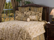Tan Island Song Coffee Comforter/Duvet Cover Sets