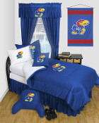 Kansas Jayhawks Locker Room Sports Bedding Collection