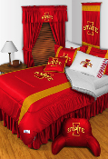 Iowa State Cyclones Comforter Sheet Set Sideline Room Bedding