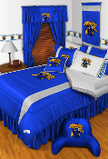 Kentucky Wildcats Sideline Room Sports Bedding Collection