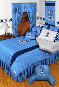 North Carolina Tar Heels Sideline Room Sports Bedding Collection