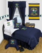 Notre Dame Fighting Irish Locker Room Sports Bedding Collection