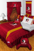 Florida State Seminoles Sidelines Room Sports Bedding Collection