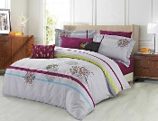 Sierra 7PC Duvet Cover Set
