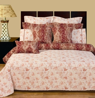 100% Egyptian cotton Hampton Bedding
