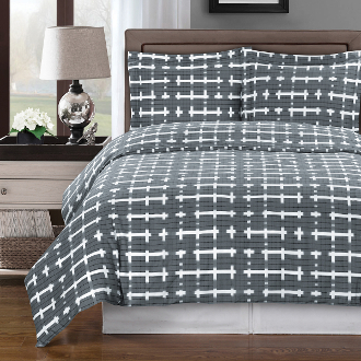Norwich Duvet Cover Set